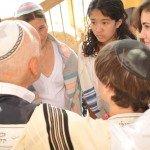 Photo Gallery Celebration with Rabbi