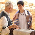 Photo Gallery Rabbi with Bar Mitzvah