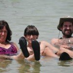 Photo Gallery Family Dead Sea Float Israel