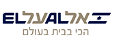 Home - EL AL logo Israel Travel