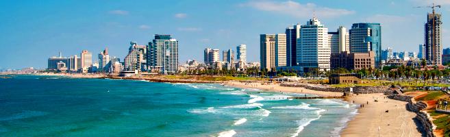 Fall 2017 Israel Tour Tel Aviv