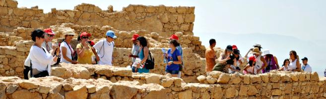 12-Day Itinerary Bar/Bat Mitzvah Israel tour